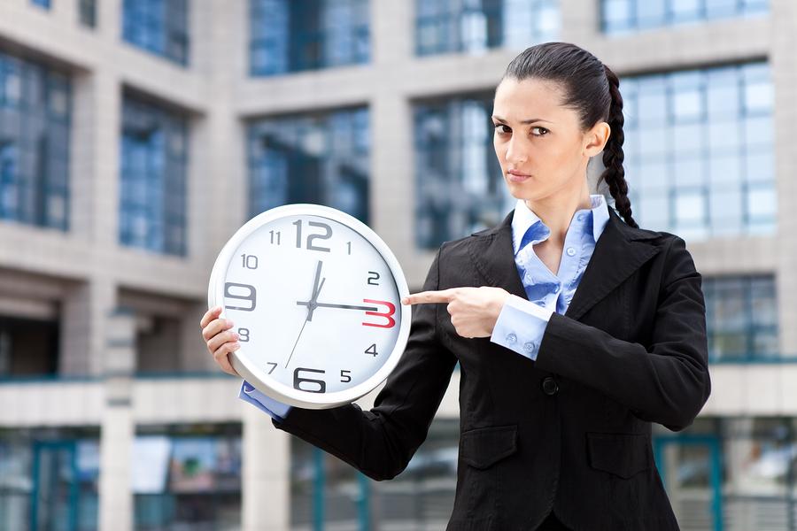 Ewidencja czasu pracy