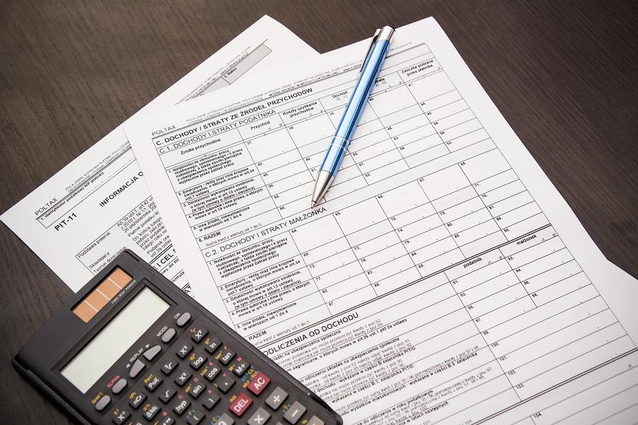 Deklaracje podatkowe od pracodawców